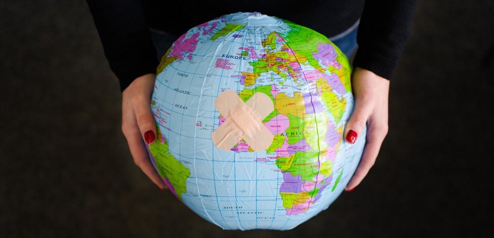 Humanitäre Hilfe Studium